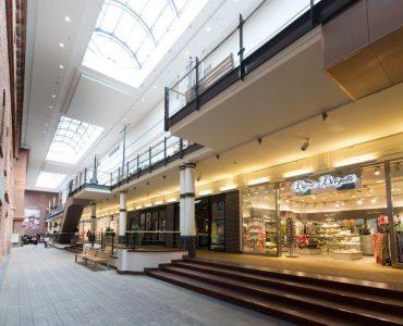 Торговый центр Alfa Centrum в Гданьске