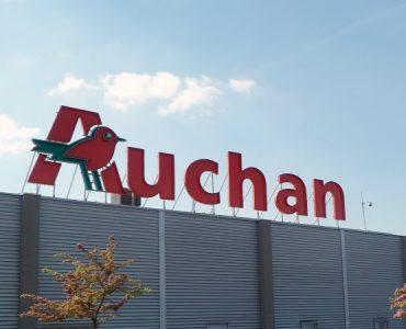 Супермаркет Auchan в Ольштыне