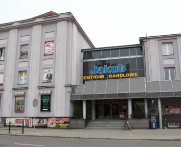Торговый центр Jakub в Ольштыне