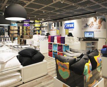 Магазин товаров для дома JYSK в Ольштыне