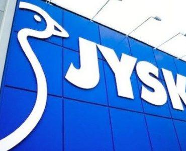 Магазин товаров для дома Jysk в Эльблонге