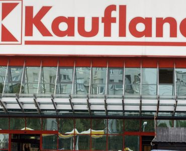 Супермаркет Kaufland в Эльблонге