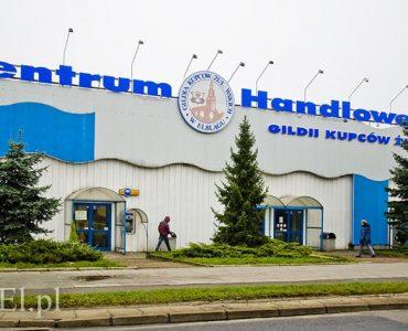 Торговый центр Gildia Kupców Żuławskich в Эльблонге