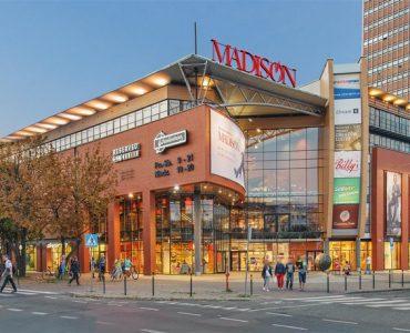 Торговый центр Madison в Гданьске