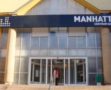 Торговый центр Manhattan в Ольштыне