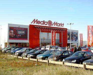 Магазин бытовой техники Медиа Маркет в Гданьске
