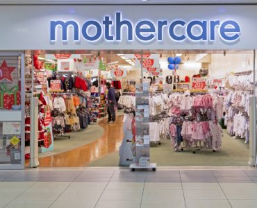 Детский магазин Mothercare в Гданьске