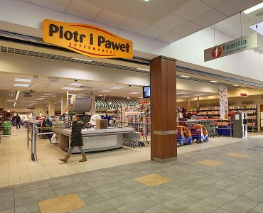 Супермаркет Piotr i Pawel в Гданьске