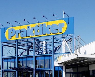 Строительный гипермаркет Praktiker в Гданьске