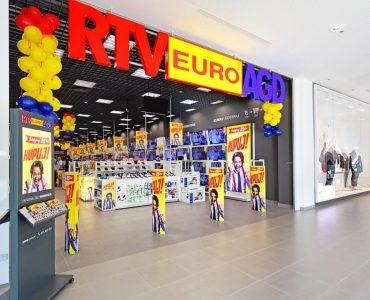 Магазин бытовой техники RTV EURO AGD в Ольштыне