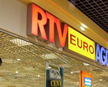Магазин бытовой техники RTV Euro AGD в Эльблонге