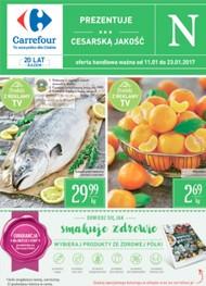 Газетка Carrefour - скидки и промоции