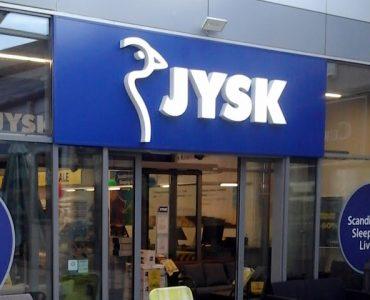Магазин Jysk в Гданьске