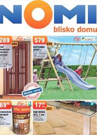 Газетка Nomi - скидки и промоции