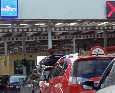 Очереди на границе с Польшей онлайн