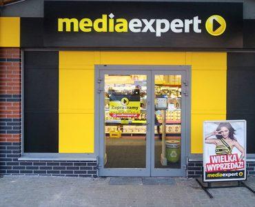 Media Expert в Ольштыне - магазин бытовой техники