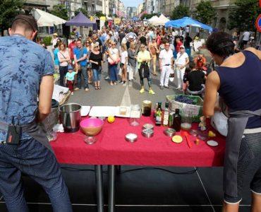 Фестиваль уличной еды в Гдыне и крафтового пива в Ольштыне