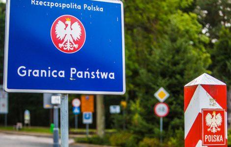 Польские пограничники получат право изымать техпаспорта