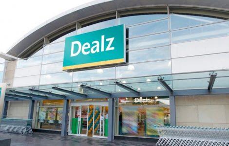 На польский рынок заходит новая торговая сеть Dealz