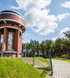 Новый туристический маршрут: старинное и современное водоснабжение Гданьска