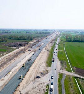 В октябре откроют скоростную трассу на участке Труймясто-Эльблонг